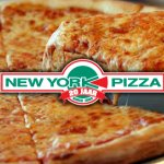 new york pizza prijslijst