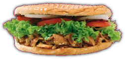 broodje chicken doner