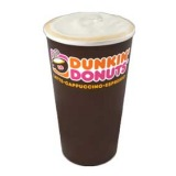 dunkin donuts Cappuccino