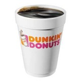 dunkin donuts Hot coffee