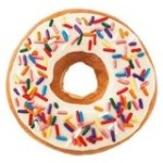 dunkin donuts Vanille Frosted